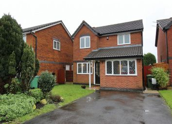 Thumbnail 3 bed detached house to rent in Highmeadow, Radcliffe, Manchester