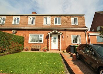 Thumbnail 4 bed semi-detached house for sale in Mincinglake Road, Exeter