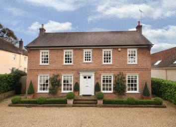 Thumbnail 4 bed detached house for sale in High Road, Chigwell