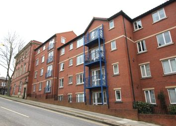 Thumbnail 2 bed flat for sale in Claypath Court, Durham