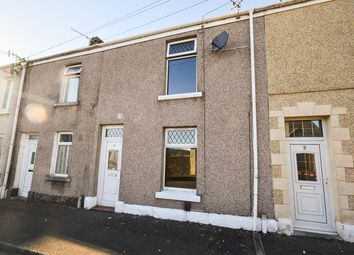 Thumbnail 2 bed terraced house for sale in Sylvia Terrace, Brynhyfryd, Swansea