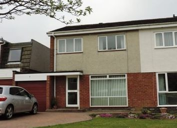 Thumbnail 3 bed detached house to rent in Whitelea Crescent, Balerno