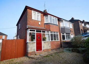 Thumbnail 3 bed semi-detached house for sale in Gladwyn Street, Bucknall, Stoke-On-Trent
