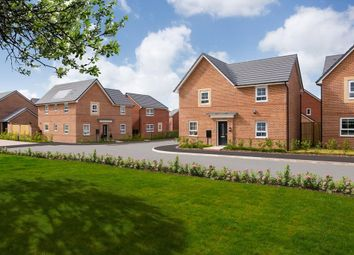 """Thumbnail 4 bed detached house for sale in """"Alderney"""" at Stretton Road, Stretton, Warrington"""