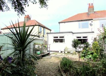 Thumbnail 3 bed property for sale in Westmorland Avenue, Thornton Cleveleys