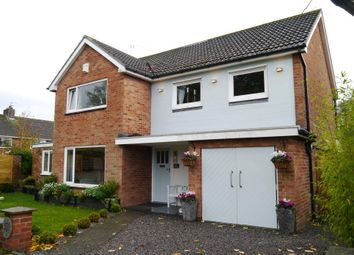 Thumbnail 4 bedroom property for sale in Ridgely Close, Ponteland, Newcastle Upon Tyne