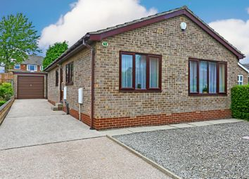 Thumbnail 3 bed detached bungalow for sale in Danella Crescent, Wrenthorpe, Wakefield