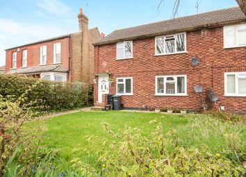 Thumbnail 2 bedroom maisonette for sale in Bury Green Road, Cheshunt, Waltham Cross