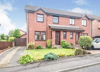 Thumbnail 3 bed semi-detached house for sale in Galloway Avenue, Hamilton, South Lanarkshire