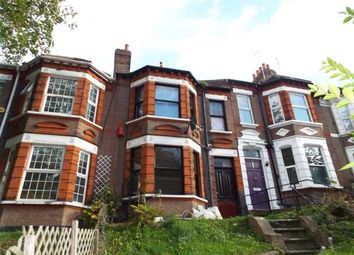 Thumbnail 3 bedroom terraced house for sale in London Road, Luton, Bedfordshire