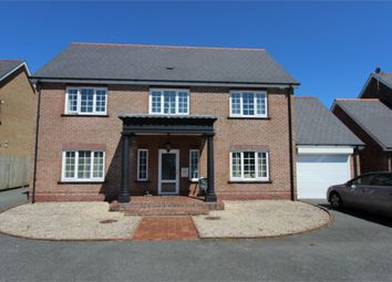 Thumbnail 4 bed detached house for sale in Parc Yr Ynn, Llandysul, Ceredigion