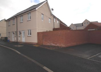 Thumbnail 1 bed semi-detached house to rent in Brooks Warren, Cranbrook, Exeter