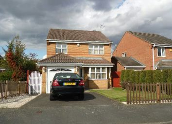 Thumbnail 3 bed detached house to rent in Priestman Road, Thorpe Astley, Braunstone, Leicester