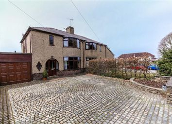 Thumbnail 3 bed semi-detached house for sale in Ribchester Road, Clayton Le Dale, Blackburn