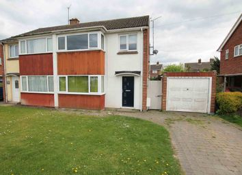 Thumbnail 3 bedroom semi-detached house for sale in Ness Road, Burwell