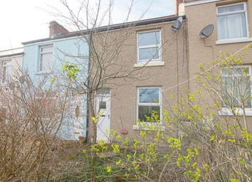 Thumbnail 1 bed terraced house to rent in Hollings Terrace, Chopwell, Newcastle Upon Tyne