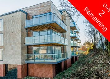 Thumbnail 2 bed flat for sale in Stephenson Close, Welling