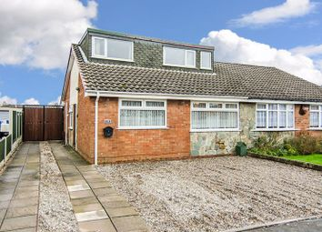 Thumbnail 3 bed semi-detached house for sale in Hill Lane, Chase Terrace, Burntwood