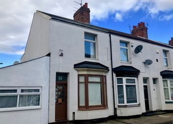 Thumbnail 2 bed terraced house for sale in 53 Meath Street, Middlesbrough, Cleveland
