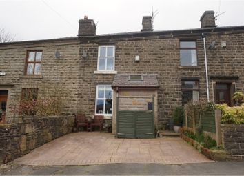 Thumbnail 2 bed terraced house for sale in Spencer Street, Crawshawbooth, Rossendale