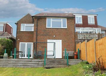 Thumbnail 4 bed bungalow for sale in Downs Valley Road, Brighton