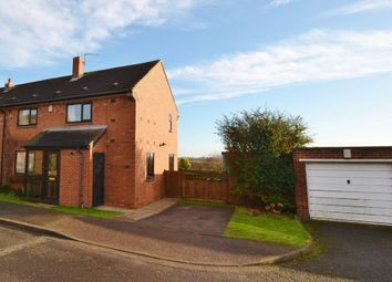 Thumbnail 3 bedroom semi-detached house for sale in Trenchard Close, Newton