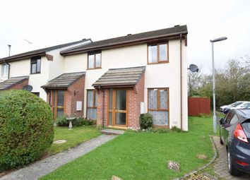 Thumbnail 2 bed end terrace house for sale in Berkeley Close, Stratton, Bude