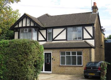 Thumbnail 4 bedroom detached house for sale in Stoke Road, Slough