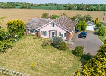 Thumbnail 4 bed detached bungalow for sale in Harleston, Stowmarket