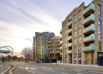 Thumbnail 1 bed flat for sale in Silverthorne Road, London