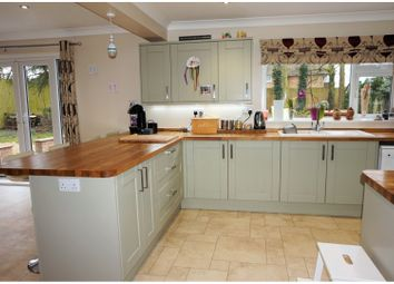 Thumbnail 5 bed detached house for sale in Ash Close, Colsterworth, Grantham