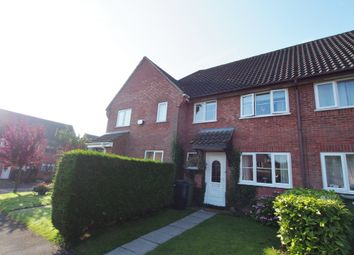 Thumbnail 3 bed terraced house for sale in Briton Way, Wymondham