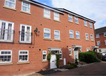 Thumbnail 3 bed terraced house for sale in Johnsons Road, Newark