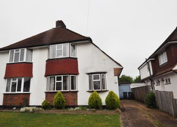 Thumbnail 3 bedroom semi-detached house for sale in Bramshaw Rise, New Malden
