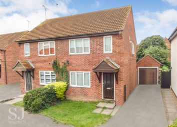 Thumbnail 3 bed semi-detached house for sale in Fernlea Road, Burnham-On-Crouch