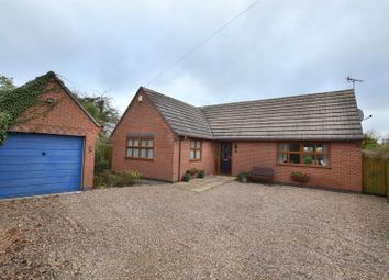 Thumbnail 3 bed detached bungalow for sale in Bradgate Close, Mountsorrel, Leicestershire