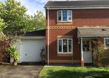 Thumbnail 3 bed semi-detached house for sale in Banc Gwyn, Broadlands, Bridgend.
