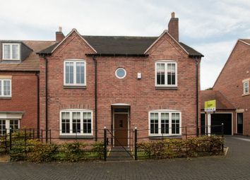 Thumbnail 4 bed detached house for sale in Whiteholmes Grove, Kegworth, Derby