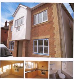 Thumbnail 2 bed flat to rent in Edward Road, Shirley, Southampton