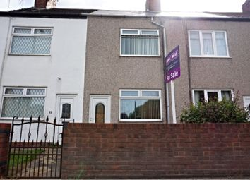 Thumbnail 2 bed terraced house for sale in North Road, Chesterfield