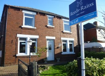 Thumbnail 3 bed detached house to rent in Summerhill Road, Methley, Leeds