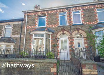 Thumbnail 3 bed terraced house for sale in Wainfelin Avenue, Wainfelin, Pontypool