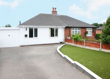 Thumbnail 2 bed semi-detached bungalow to rent in Uttoxeter Road, Draycott