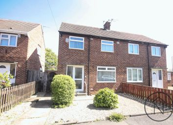 Thumbnail 2 bed semi-detached house to rent in Berkeley Close, Billingham