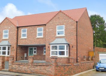 3 bed semi-detached house for sale in Hogsthorpe Road, Mumby, Alford LN13