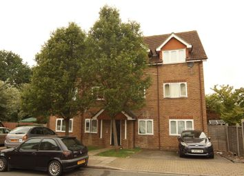 Thumbnail 1 bed flat to rent in Cherry Gardens, Northolt