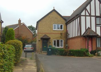 Thumbnail 3 bed semi-detached house to rent in Corner Field, Kingsnorth, Ashford