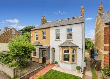 Thumbnail 4 bed semi-detached house for sale in Percy Street, East Oxford