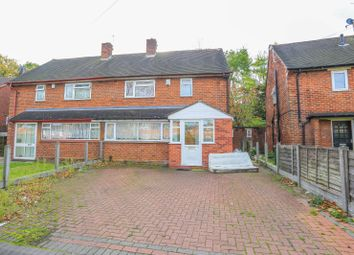 Thumbnail 3 bedroom semi-detached house for sale in Denbigh Drive, West Bromwich
