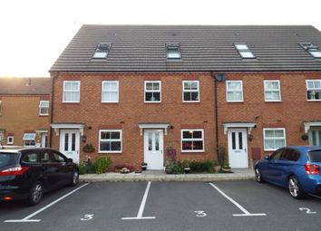 Thumbnail 3 bed terraced house for sale in Yarnmakers Path, Keresley End, Coventry, Warwickshire